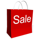 Sale Shopping Bag Royalty Free Stock Photo