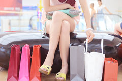 Sale shopping Stock Images