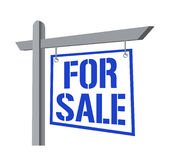 For Sale Sign. Vector available Royalty Free Stock Photo