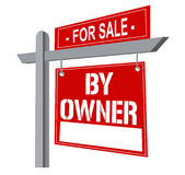 For sale Sign. For sale by owner sign. Vector File available Vector Illustration