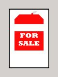 For sale sign Royalty Free Stock Image