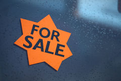 For Sale sign Royalty Free Stock Photography