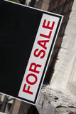 For Sale Sign Stock Image