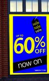 Sale sign Royalty Free Stock Images