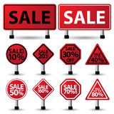 Sale sign Stock Images