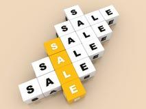 Sale sign Stock Photos