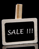 Sale sign Stock Photography