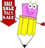 Sale signage Stock Image