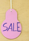 Sale signs Royalty Free Stock Photography