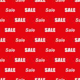 Sale simple background Stock Image