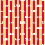 Sale simple background Royalty Free Stock Photo