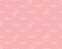 Sale simple background. Sale Wallpaper Closeout banner Selloff seamless pattern Vector illustration Stock Illustration