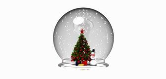 Sale Snow globe Stock Photos