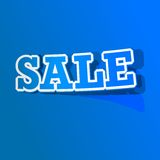 Sale Sticker Royalty Free Stock Image