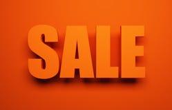 Sale symbol Stock Image