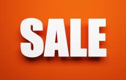 Sale symbol Royalty Free Stock Image