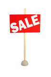 Sale tablet Royalty Free Stock Images