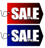 Sale tag. Illustrator. ai file also available Royalty Free Stock Images