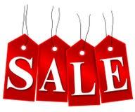 Sale tag Royalty Free Stock Photos