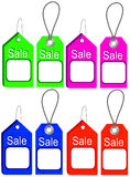 Sale tag Stock Images