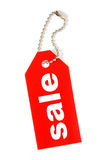Sale tag Royalty Free Stock Photography