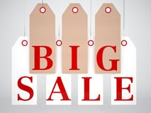 Sale tag Stock Image