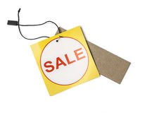 Sale, tag Royalty Free Stock Photography