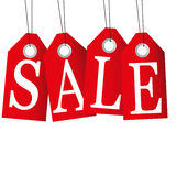 Sale tag label Stock Images