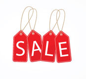 Sale tag Royalty Free Stock Image