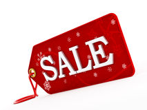 Sale tag Stock Photography