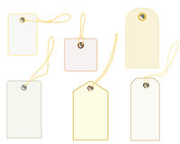 Sale Tag Set Royalty Free Stock Images
