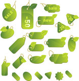 Sale tag vector. Stock Photography