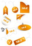 Sale Tags Royalty Free Stock Image