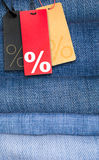 Sale Tags Royalty Free Stock Photos