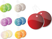 Sale Tags Stock Image