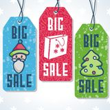 Sale tags design for price. Royalty Free Stock Photo