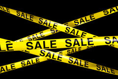 SALE tape Stock Photos