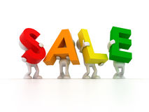 Sale Team Stock Images