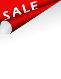 Sale ticket Royalty Free Stock Photography
