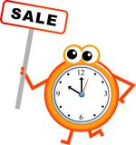 Sale time Stock Photo