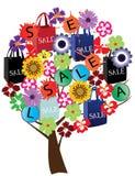 Sale tree Stock Photos