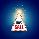 Sale vector Royalty Free Stock Images