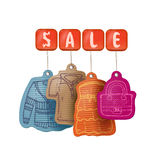 Sale. Vector format Royalty Free Stock Photography