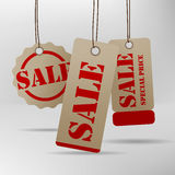 Sale Vector Label Stock Photography