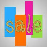 Sale 01 Royalty Free Stock Image