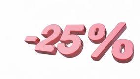 Sale: - 25% stock video footage