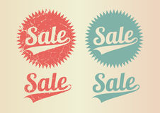 Sale vintage Royalty Free Stock Image