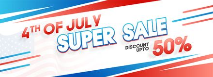 Sale web banner design with 50% off offer. Sale web banner design with 50% discount offer Royalty Free Stock Photo
