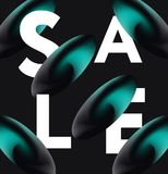 Sale web banners template Stock Images