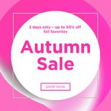 Sale web banners template Stock Photos